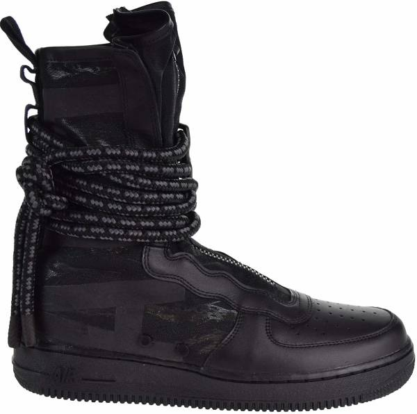 nike sf air force 1 noir
