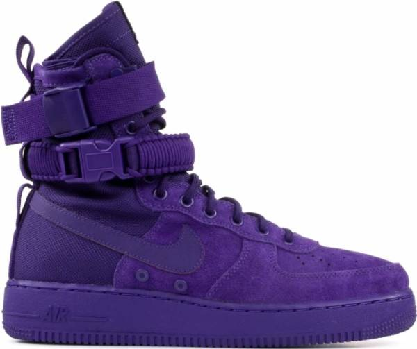 Shop Black Nike SF Air Force 1 High Boot for Womens by Nike