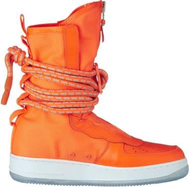Nike SF Air Force 1 High Orange Men