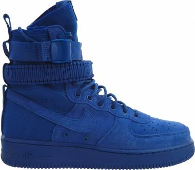 Nike SF Air Force 1 High Azul (Game Royal/Game Royal 401) Men