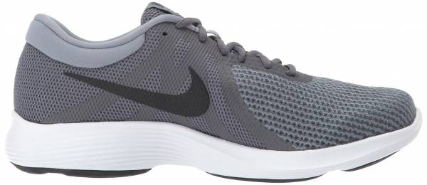 Nike Revolution 4 - Dark Grey/Black-cool Grey/White
