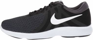 Nike Revolution 4 - Black White Anthracite