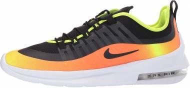 Nike Air Max Axis Premium - Black/Black-volt-total Orange