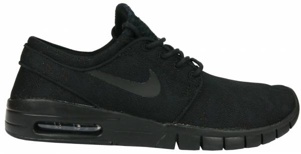best service dd305 9981f Nike SB Stefan Janoski Max Premium black photo blue white 004. Any color