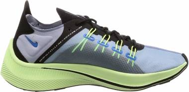 Nike EXP-X14 - Multicolore Photo Blue Glacier Grey Black Volt 001 (AO1554400)