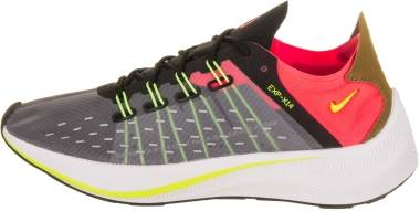 Nike EXP-X14 - Multicolour Black Volt Total Crimson Dark Grey 001 (AO3170002)