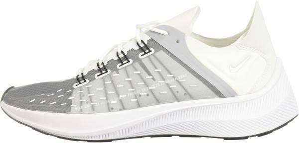 Nike EXP-X14 White Wolf Grey Black 100