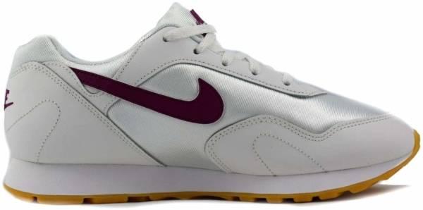 Nike Outburst oil greyblacksummit white | Preisvergleich
