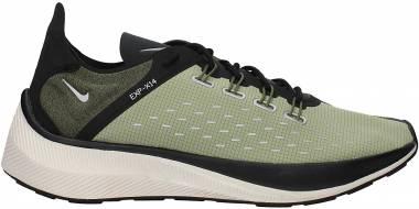 buy popular 5f0f1 67827 Nike EXP-X14 SE black light cream-medium olive Men