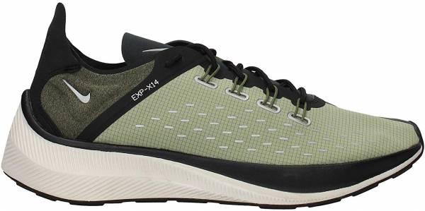 Nike EXP-X14 SE - Black/Medium Olive/Neutral Olive/Light Cream