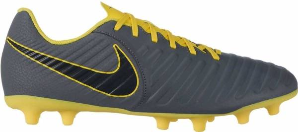 Nike Tiempo Legend VII Club Multi-Ground - Dark Grey Black Opti Yellow (AO2597070)
