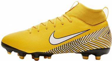 Nike Mercurial Superfly VI Academy Neymar Multi-ground - Amarillo/Whitee/Black (AO9466710)