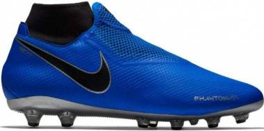 Nike Phantom Vision Pro Dynamic Fit AG-PRO - Multicolore (Racer Blue/Black/Metallic Silver/Volt 400)