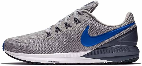 Nike Air Zoom Structure 22 - Grey (AA1636003)