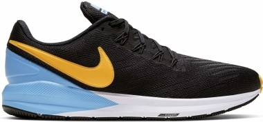 Nike Air Zoom Structure 22 - Black