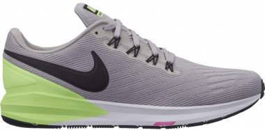 Nike Air Zoom Structure 22 Grey Men