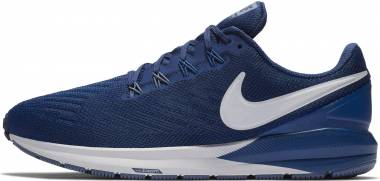 Nike Air Zoom Structure 22 - Blue (AA1636404)