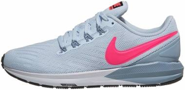 Nike Air Zoom Structure 22 - Blue (AA1636405)