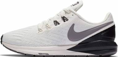 Nike Air Zoom Structure 22 - White (AA1640001)
