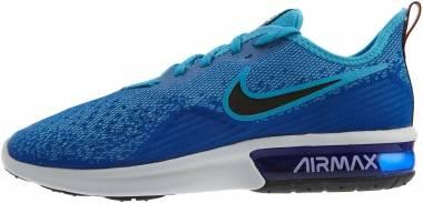 Nike Air Max Sequent 4 - Blue (AO4485401)