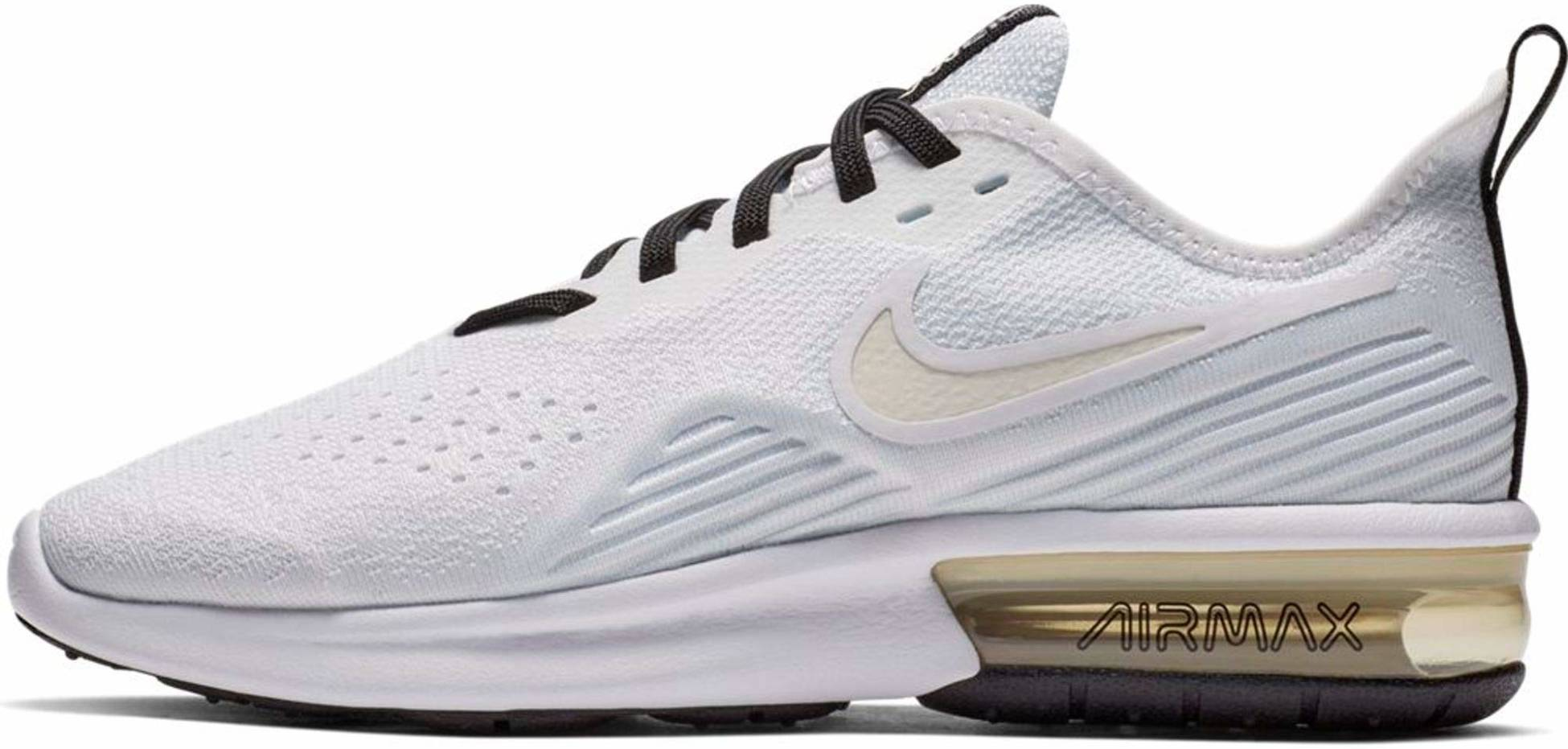 Nike Air Max Sequent 4 - Deals, Facts, Reviews (2021) | RunRepeat