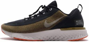 Nike Odyssey React Shield Olive Men