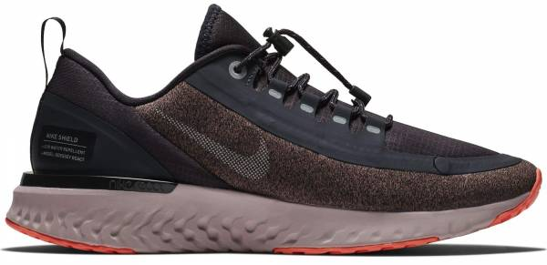 Nike Odyssey React Shield - Black-Brown (AA1635002)