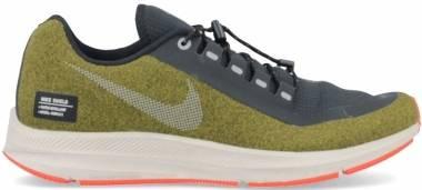 Nike Air Zoom Winflo 5 Run Shield - Olive Flak (AO1572300)