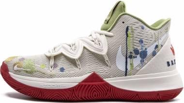 Nike Kyrie 5 - PALE IVORY/WHITE (CK5837100)