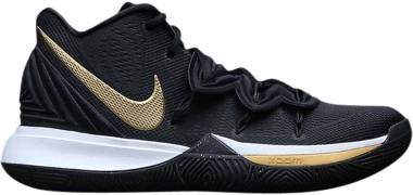 Nike Kyrie 5 - Black/Metallic Gold-white (AO2918007)