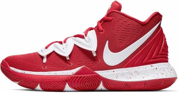 Nike Kyrie 5 - University Red/White