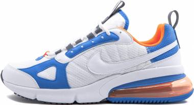 Nike Air Max 270 Futura White/Total Orange/Blue Heron Men