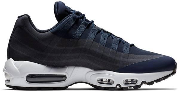 Nike Air Max 95 Gray White Spotswear Wmns Running Shoes NIKE CIU017818