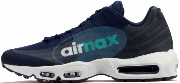 los angeles e90c5 989c7 Nike Air Max 95 NS GPX Obsidian White-new Slate