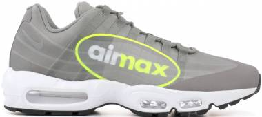78361e581a Nike Air Max 95 NS GPX Dust Volt Dark Pewter White 001 Men