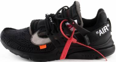Nike Air Presto x Off- White - Black (AA3830002)