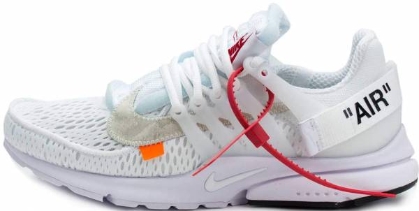 Nike Air Presto x Off- White - White