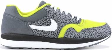 Nike Air Safari SE - Multicolore (Flint Grey/White/Bright Cactus/Black 001)