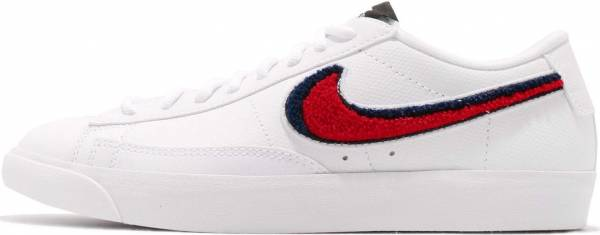 premium selection ca6f5 ced45 Nike Blazer Low 3D White