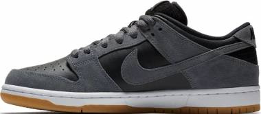 Nike SB Dunk Low TRD - Multicolore (Dark Grey/Dark Grey/Black/White 001)