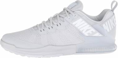 Nike Zoom Domination TR 2 - Gris Pure Platinum White 010