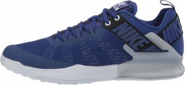 Nike Zoom Domination TR 2 - Deep Royal Blue White Blue Force
