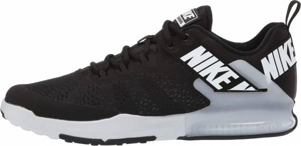 Nike Zoom Domination TR 2 - Black Black White Dk Grey 001 (AO4403001)