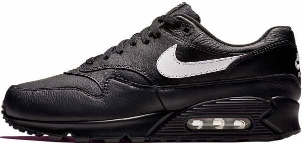 finest selection 56176 8b6b7 Nike Air Max 90 1 Black