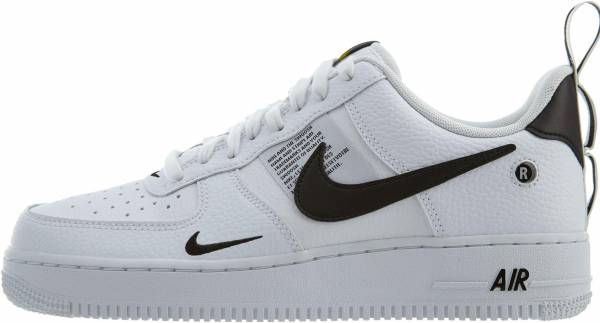 big sale 4d22b 9234e Nike Air Force 1 07 LV8 Utility Weiß (White White Black Tour