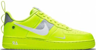 Nike Air Force 1 07 LV8 Utility - Yellow