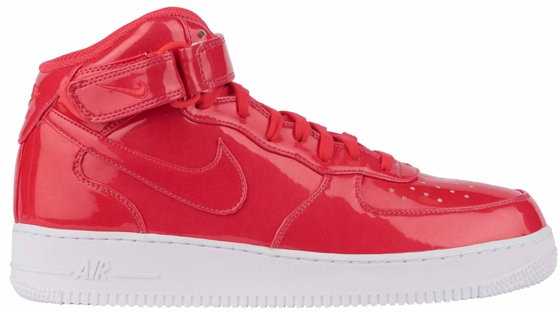 Nike Air Force 1 Mid 07 LV8 UV sneakers in red | RunRepeat