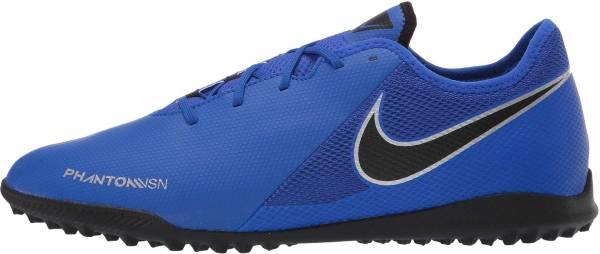 Nike Phantom Vision Academy Turf - Blue Racer Blue Black Metallic Silv 400 (AO3223400)