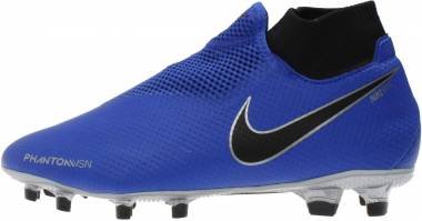 Nike Phantom VSN Pro Dynamic Fit Firm Ground Racer Blue/Black Men
