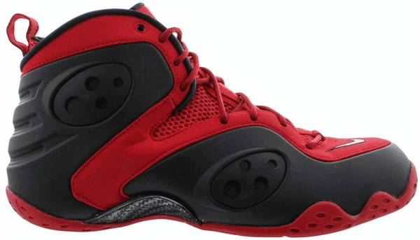 Nike Zoom Rookie - Black/University Red/White (BQ3379600)